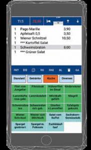 Melzer mobile Anwendung