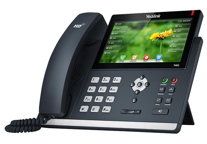 VoIP von Yealink