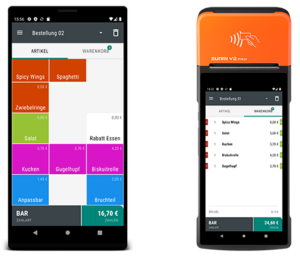 dieKassa.app - Mobile und Orderman